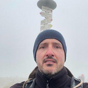 koc256 na vrcholu Králický Sněžník (19.9.2021 14:15)