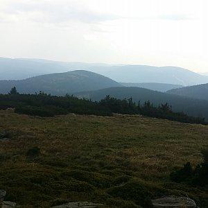 Jan Čech na vrcholu Keprník (4.8.2018 0:00)