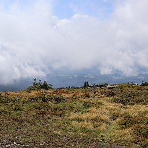 Manjula na vrcholu Keprník (26.8.2021 13:17)