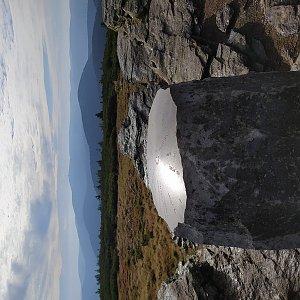 Gregořicovi na vrcholu Keprník (26.9.2021 10:08)