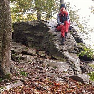 Iveta Válová na vrcholu Ortel (21.10.2020 16:02)