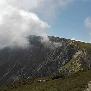Pepino na vrcholu Salatín (26.8.2017 12:33)