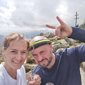 Petule na vrcholu Ďumbier (24.7.2019 15:36)