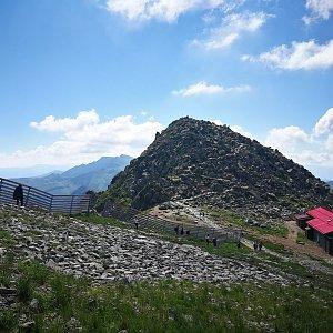 Pepino na vrcholu Chopok (5.7.2020 9:24)