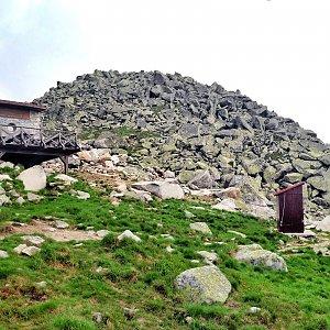 Martin Matějka na vrcholu Chopok (20.6.2016 16:10)