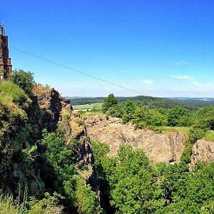 Martin Matějka na vrcholu Veliš (11.6.2017 10:57)
