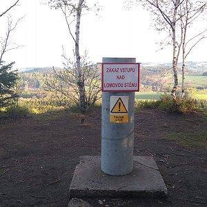 michalzhor na vrcholu Špičák (7.5.2020 9:00)