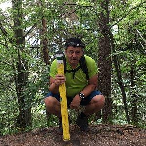 Jarek na vrcholu Boboty (7.7.2019 13:45)