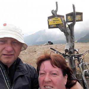 Pepino na vrcholu Brestová (Roháče) (29.7.2017 9:58)