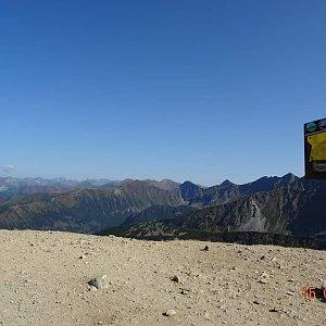 Pepino na vrcholu Brestová (15.9.2020 15:00)