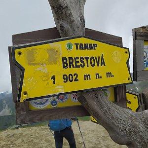 Sparkler na vrcholu Brestová (13.7.2020 22:52)