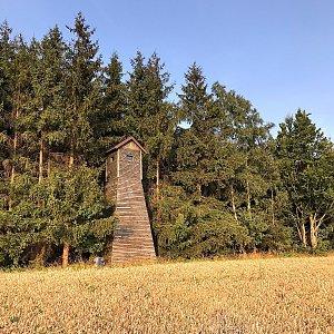 Martin Matějka na vrcholu Koníček (21.8.2021 18:56)