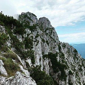 Jenda na vrcholu Hochstaufen (25.7.2020 13:00)