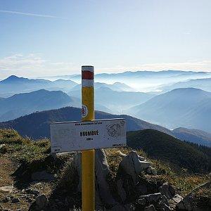 Pepino na vrcholu Hromové (13.10.2019 10:06)