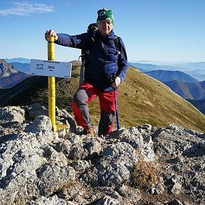 Pepino na vrcholu Chleb (13.10.2019 9:51)