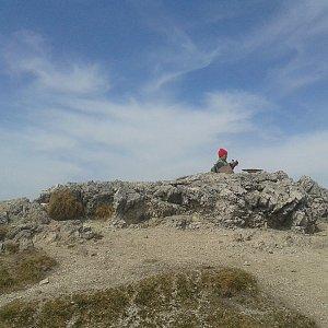 ŠenovKK na vrcholu Chleb (26.4.2019 11:58)