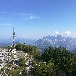 martenzites na vrcholu Hochkranz (12.8.2020 9:21)