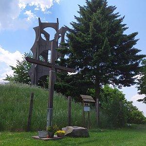 ŠenovKK na vrcholu Krmelínský kopec (9.6.2021 12:50)