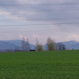 ŠenovKK na vrcholu Kohout (20.4.2021 16:29)