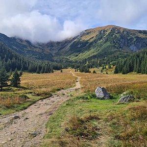 Léňa Manová na vrcholu Kasprov vrch (27.9.2020 15:22)