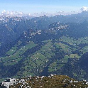martenzites na vrcholu Multereck (12.9.2020 9:45)