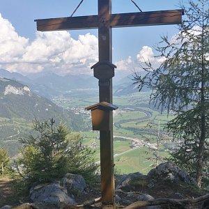 martenzites na vrcholu Tressenstein (12.9.2020 14:45)