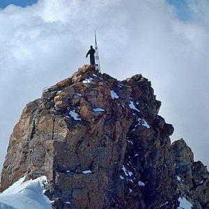 Patejl na vrcholu Balmenhorn (12.9.2020 12:13)