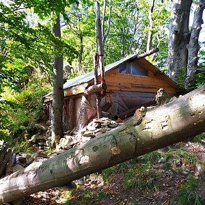 ŠenovKK na vrcholu Hradiště Čeladná (20.9.2020 13:01)