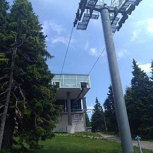 Petr29 na vrcholu Růžová hora (30.5.2018 11:00)