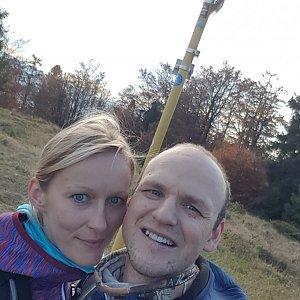 Michaela Karásková na vrcholu Kykula (28.10.2020 12:51)
