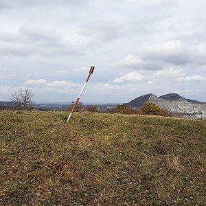 Petr Pepe Peloušek na vrcholu Fojtův kopec (28.12.2020 13:50)