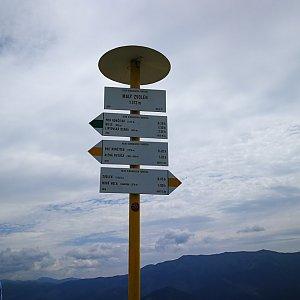 Pepino na vrcholu Malý Zvolen (5.7.2019 11:37)