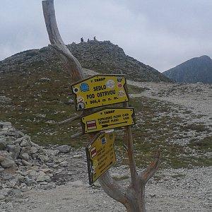 ŠenovKK na vrcholu Ostrva (24.7.2019 15:47)