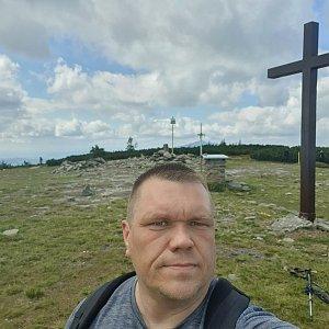 Rado na vrcholu Pilsko (3.9.2021 12:01)