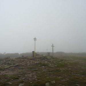 Machal13 na vrcholu Pilsko (2.9.2021 9:11)