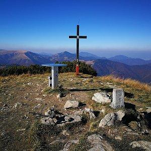 Pepino na vrcholu Rakytov (14.10.2018 9:58)