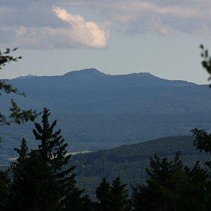 Bouřka na vrcholu Koráb JV (10.7.2021 18:00)