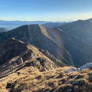 Alexandr Starý na vrcholu Stoly (4.7.2021 15:25)