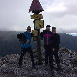 PePa na vrcholu Sivý vrch (28.9.2018 12:14)