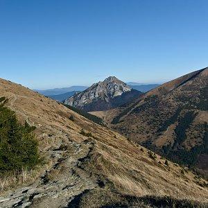 Pája Slon na vrcholu Steny, južný vrchol (17.11.2018 11:50)