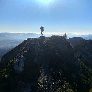 Radůza na vrcholu Stratenec (17.11.2018 11:59)