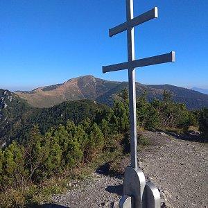 Roman Tigge na vrcholu Suchý (25.10.2019 13:24)