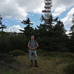 Pepino na vrcholu Krížava (2.6.2019 13:31)