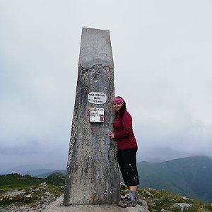 Berusaaa12345 na vrcholu Malý Kriváň (22.6.2019 13:02)