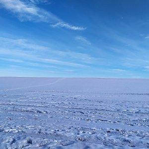ŠenovKK na vrcholu Mezihoří (20.1.2021 13:27)