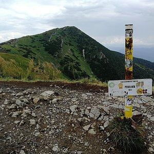 Vladimír Grančay na vrcholu Pekelník (14.8.2020 12:51)