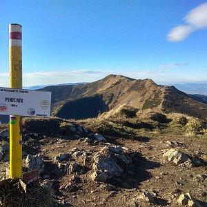 Radůza na vrcholu Pekelník (17.11.2018 10:08)
