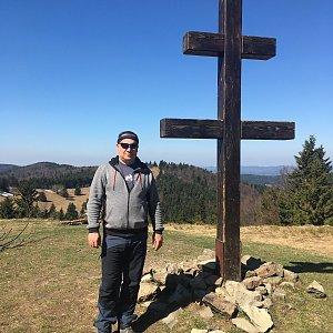 Pery na vrcholu Veľký Javorník (21.4.2019 10:48)
