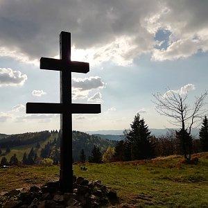 Oyunke na vrcholu Veľký Javorník (18.5.2019 17:50)