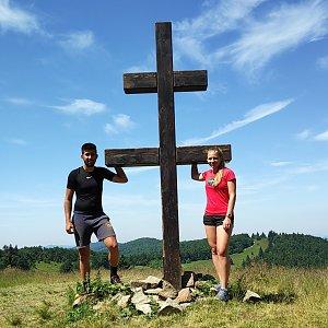 Fíkus na vrcholu Veľký Javorník (1.7.2019 11:12)
